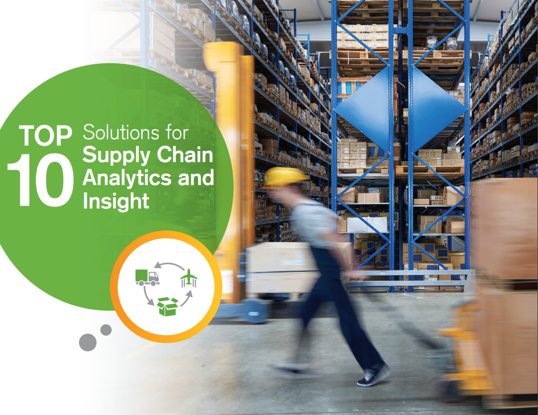 Qlik supply chain analytics eBook